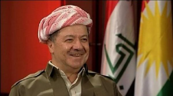 Barzani:  Geleceğimizi Tayin Vakti Geldi