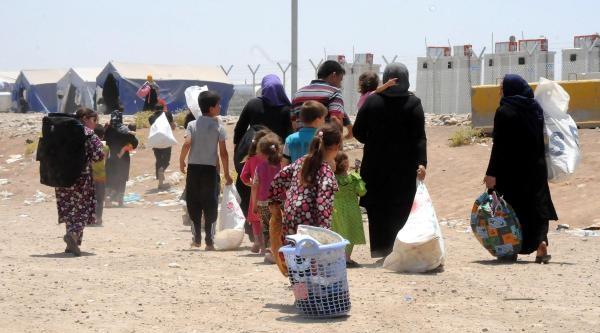 Barzani: Girdiğimiz Yerlerden Çekilmeyeceğiz