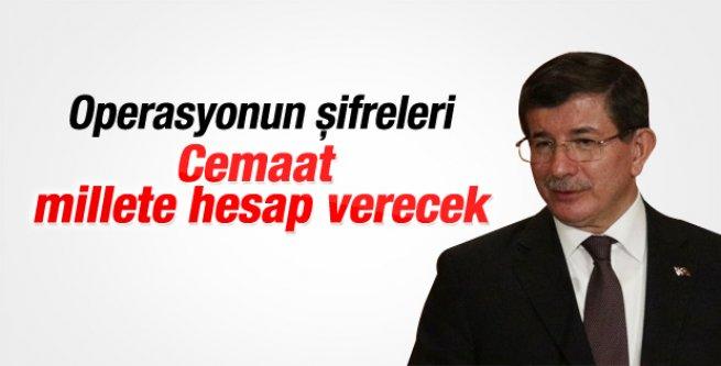 Başbakan Davutoğlu Adıyaman'da