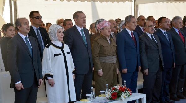 Başbakan, Diyarbakir'da Ilk Ziyaretini Baydemir'e Yapti(5)