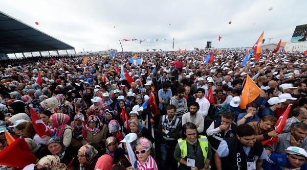 Başbakan Erdoğan, 3. Havalimanı Temel Atma Töreninde Konuştu