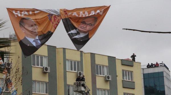 Başbakan Erdoğan Adıyaman'da