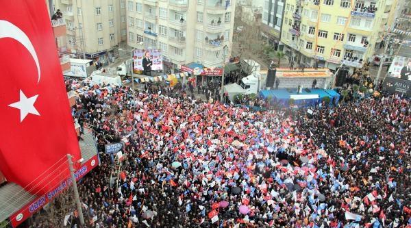 Başbakan Erdoğan Adıyaman'da -ek Fotoğraflar