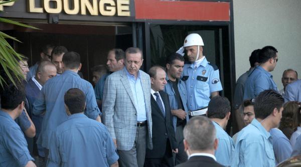 Başbakan Erdoğan Antalya'da - Fotoğraflar