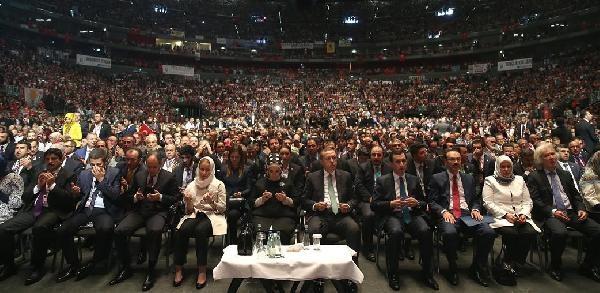 """Başbakan Erdoğan: """"asimile Olmadan Entegrasyonu Teşvik Etmeyi Savunuyoruz"""" (2)"""