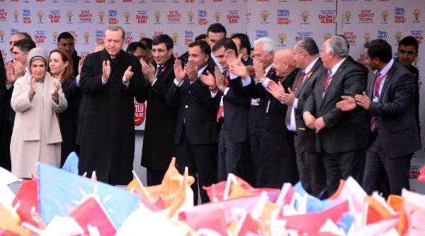 Başbakan Erdoğan: Barış Kalıcı Olursa Türkiye'yi Kimse Tutamaz