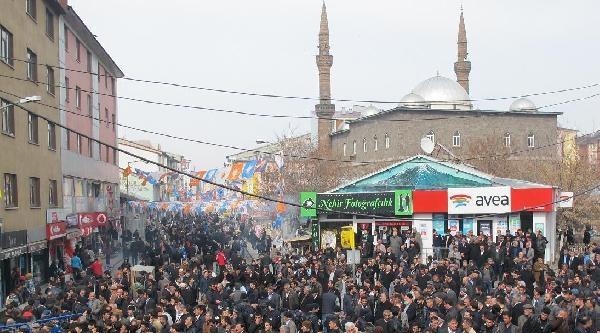 Başbakan Erdoğan: Barış Kalıcı Olursa Türkiye'yi Kimse Tutamaz(ek Fotoğraflı)