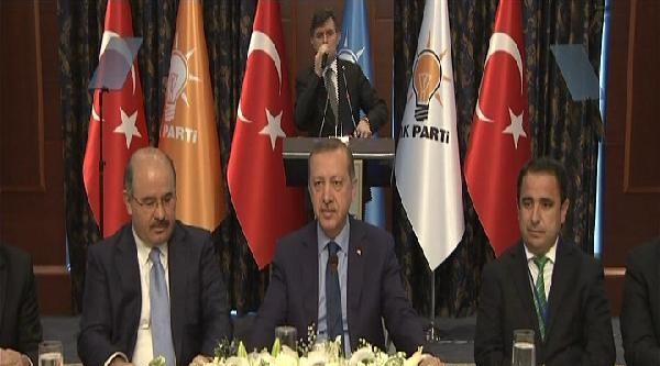 Başbakan Erdoğan : Bir Çok İhaleler Yapılıyor Birisi Safdışı Edilmiş Olabilir