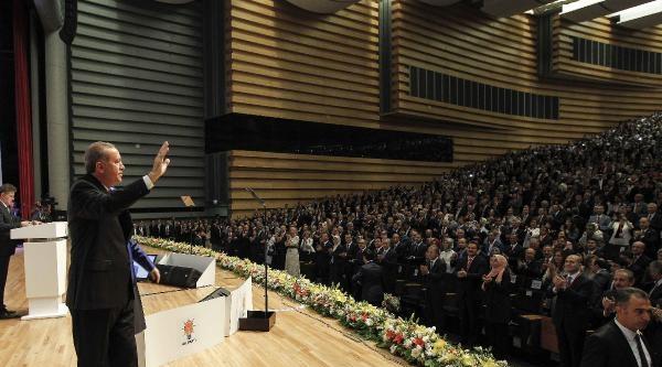 Başbakan Erdoğan : Cumhurbaşkanı'nı Halkın Seçmesiyle Vesayetler Dönemi Kapanacak / Ek Fotoğraflar