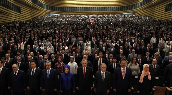 Başbakan Erdoğan : Cumhurbaşkanı'nı Halkın Seçmesiyle Vesayetler Dönemi Kapanacak  / Fotoğraflar