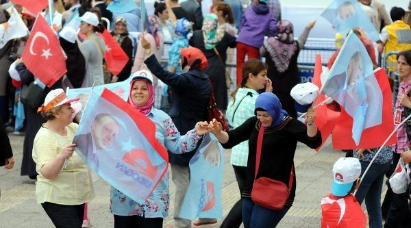 Başbakan Erdoğan: Cumhurun Başı Olacaksın, Yan Gelip Yatacaksın, Böyle Birşey Olur Mu? (3)