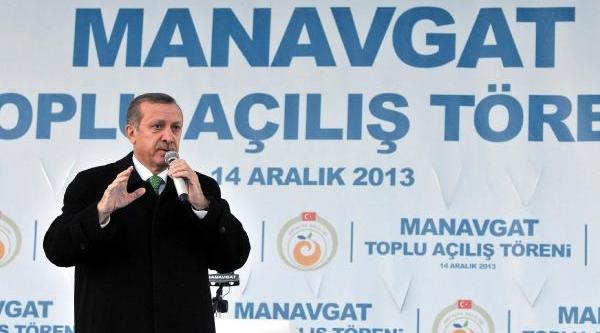 Başbakan Erdoğan: Demokrasi Ve Insan Haklari Mücadelesi Veriyoruz (2)