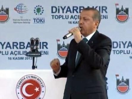 Başbakan ilk kez Kürdistan dedi!