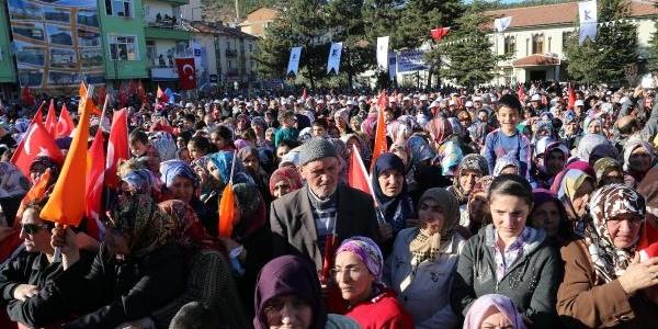 Başbakan Erdoğan: Doğalgazi Kullanan Il Sayisini 9'Dan 72'Ye Çikardik