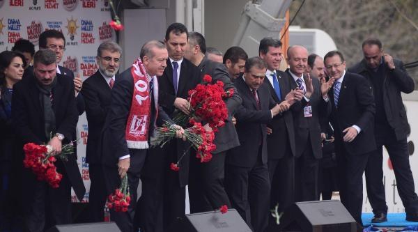 Başbakan Erdoğan; 'eğer Yüreğin Varsa Gel Vatanına'