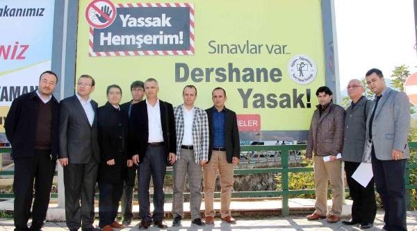 Başbakan Erdoğan Fethiye'de Bu Afişlerle Karşilanacak