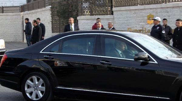Başbakan Erdoğan, Gazeteci Ve Yazarlarla Biraraya Geldi (1)