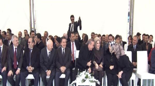 Başbakan Erdoğan : Hanımla Nereye Gitsem, 'burası Emine Hanım'ın Hastanesi' Diyorlar