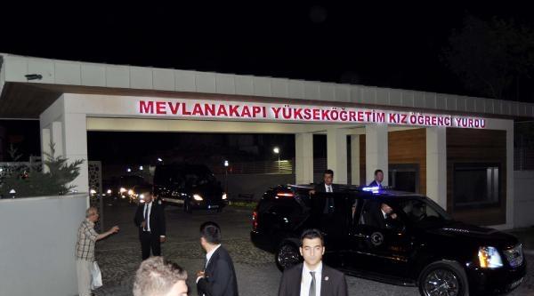 Başbakan Erdoğan , İftardan 6 Saat Sonra Ayrıldı
