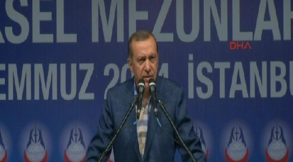 Başbakan Erdoğan İmam-hatip'lilere Seslendi