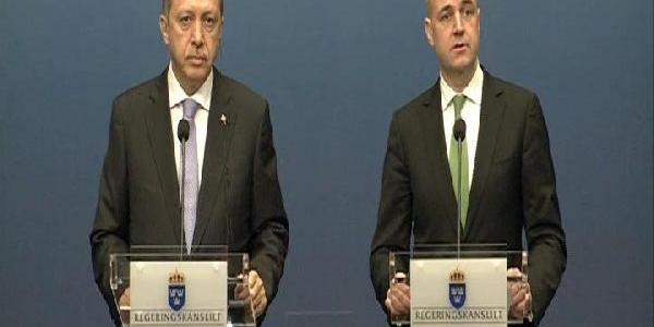 Başbakan Erdoğan, Isveç Başbakani Ile Bir Araya Geldi (2)