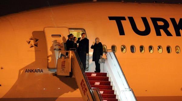 Başbakan Erdoğan Japonya'ya Gitti// Fotoğraflar