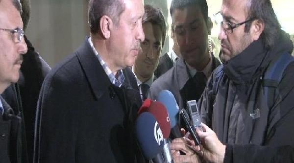 Başbakan Erdoğan, Kaçirilan Askerlerle Ilgili Konuştu