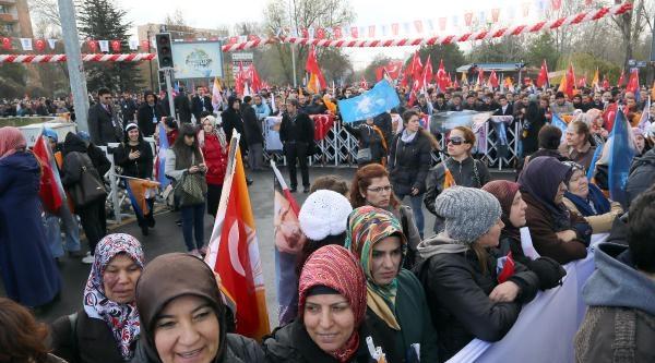 Başbakan Erdoğan, Kızılay Çayyolu Metro Hattını Hizmete Açtı