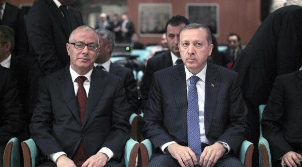 Başbakan Erdoğan, Libya Başbakani Zeydan Ile Ortak Basin Toplantisi Düzenledi