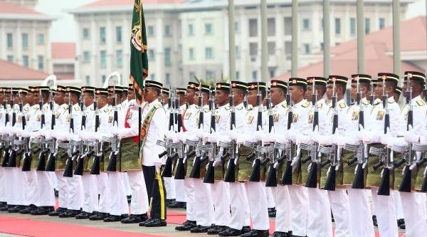Başbakan Erdoğan, Malezya'da Resmi Törenle Karşilandi