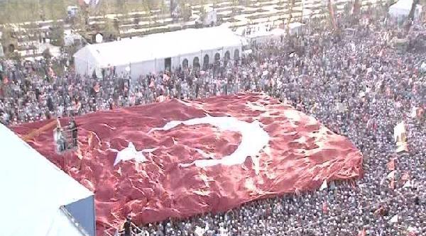 Başbakan Erdoğan, Maltepe Mitinginde