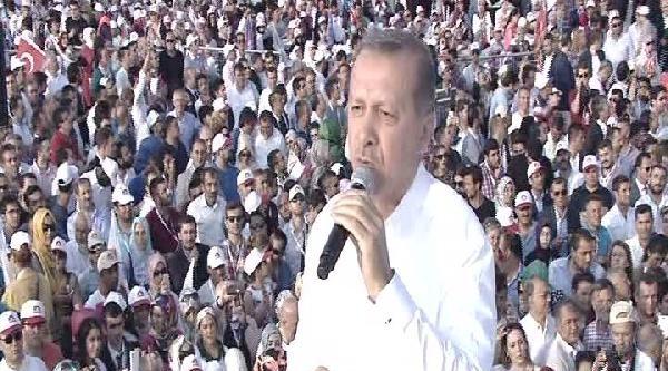 Başbakan Erdoğan Maltepe Mitinginde Konuştu