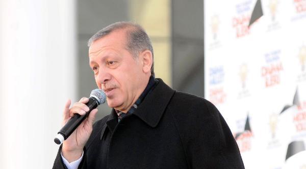 Başbakan Erdoğan Maltepe'de Konuştu