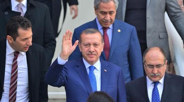 Başbakan Erdoğan Manisa'da Toplu Açiliş Töreninde Konuştu: Bu Tuzak Dişarida Planlandi