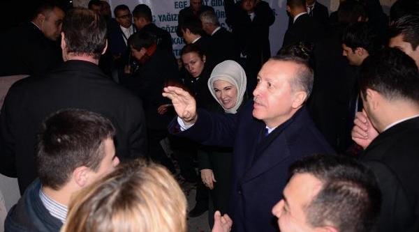 Başbakan Erdoğan Manisa'da Toplu Açiliş Töreninde Konuştu: Bu Tuzak Dişarida Planlandi (2)