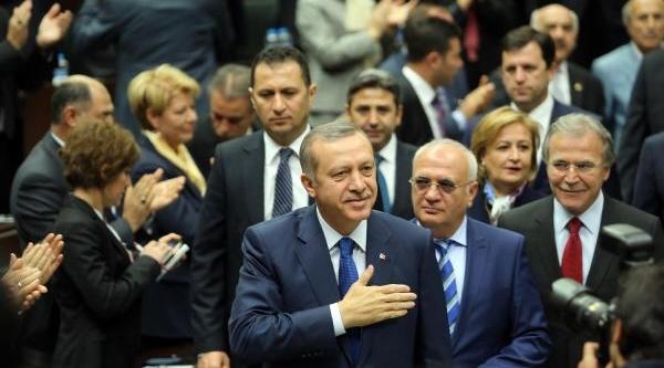 Başbakan Erdoğan : Meseleleri Kendi Aramizda Konuşur, Çözeriz  / Fotoğraflar