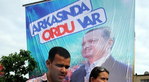 Başbakan Erdoğan: Millet Çankaya'ya Saksı Seçmiyor