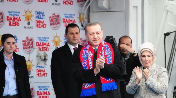 Başbakan Erdoğan Niğde'de Konuştu: Sandıkları Patlatacağız (1)