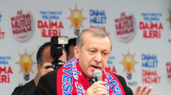 Başbakan Erdoğan Niğde'de Konuştu: Sandıkları Patlatacağız (2)
