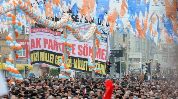 Başbakan Erdoğan Niğde'de Konuştu: Sandıkları Patlatacağız (3)