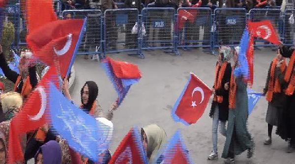 Başbakan Erdoğan Niğde'de Konuştu: Sandıkları Patlatacağız (ek Fotoğraflar)
