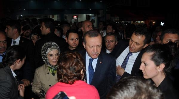 Başbakan Erdoğan Rize'de