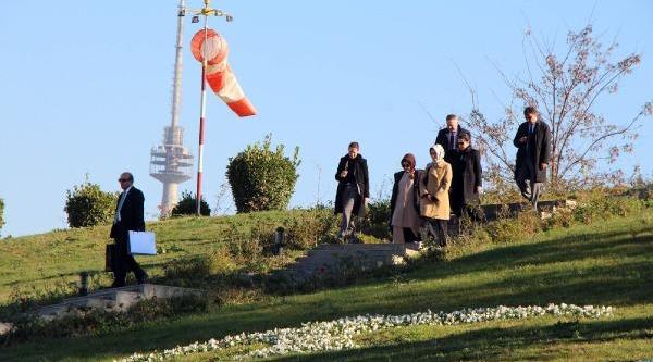 Başbakan Erdoğan Tekirdağ'a Helikopterle Gitti