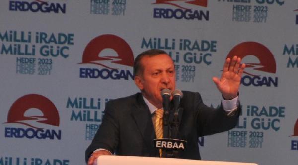 Başbakan Erdoğan Tokat'ta (3)
