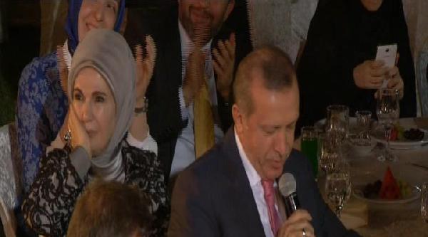 Başbakan Erdoğan Türgev'in İftarina Katıldı
