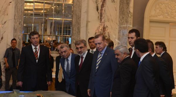 Başbakan Erdoğan: Ukrayna'daki Gelişmeler Ülkeler Arasındaki Dayanışmanın Önemini Gösterdi