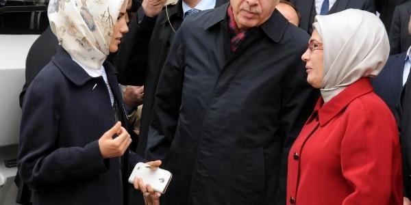 Başbakan Erdoğan, Van'da Otel Açilişi Yapti