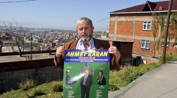 Başbakan Erdoğan Ve Abd Başkanı Obama'yı 'muhtarlık Azası' Yaptı