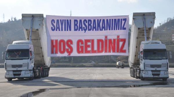 Başbakan Erdoğan'a Balikçilardan Sürpriz (2)