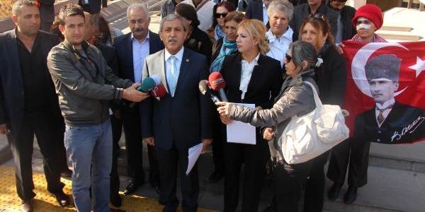 Başbakan Erdoğan'a Suç Duyurusu